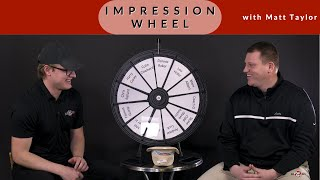 Impression Wheel with Voice of the Colts Matt Taylor