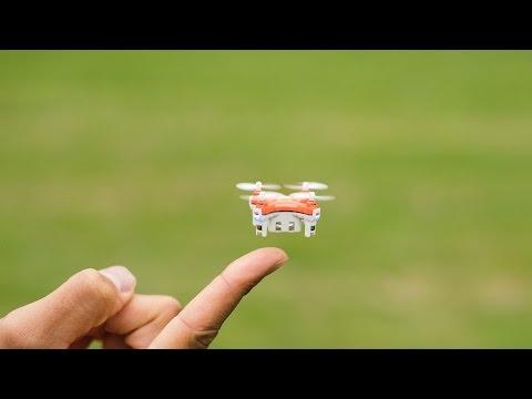 SKEYE Pico Drone - Doing Stunts (Flips, Rolls)
