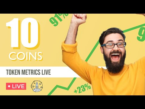 LIVE: 10 Coins To $10 Million For Next Bull Run? Top Cryptocurrencies To Invest In 2021?