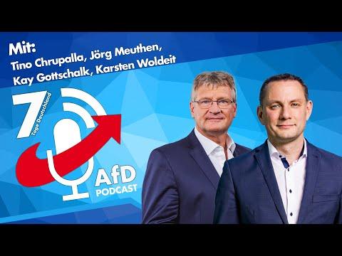 7 Tage Deutschland - der AfD-Podcast vom 04.09.2020