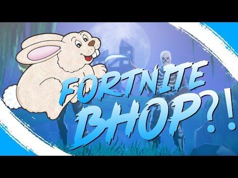 NEW *BHOP EXPLOIT* IN FORTNITE?!   Fortnite Tutorial