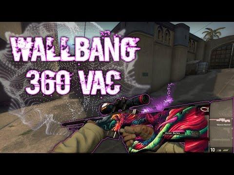 CS:GO | 4K AWP 360º KILL + BONUS VAC