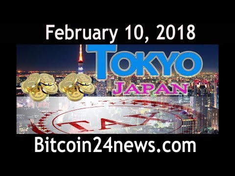 Japan Announces Cryptocurrency tax at 15 to 55 Percent