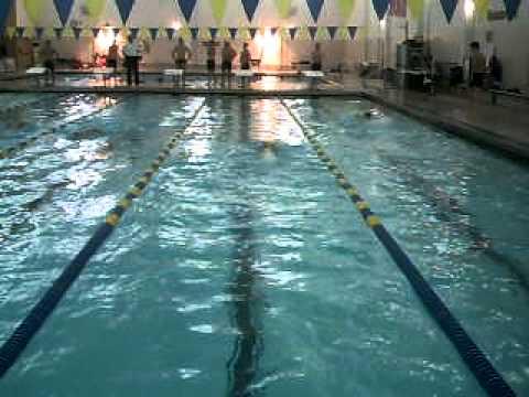 william allen swimming 2009-2010, allen v. parkland