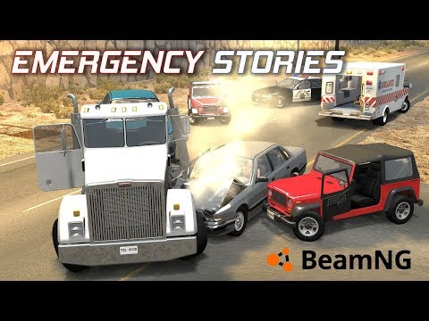 Emergency Stories [1] (Short Stories) - BeamNG Drive
