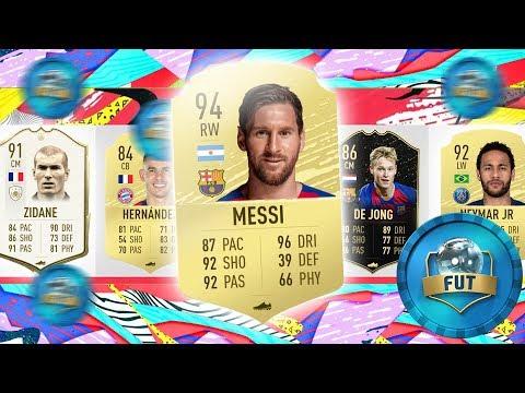 MY FIRST FIFA 20 FUT DRAFT + REWARDS! FIFA 20 ULTIMATE TEAM