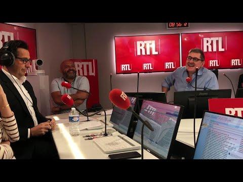 """Laurent Gerra imitant Philippe de Villiers : """"Les blagues Carambar pour adultes ? Une diablerie !"""""""
