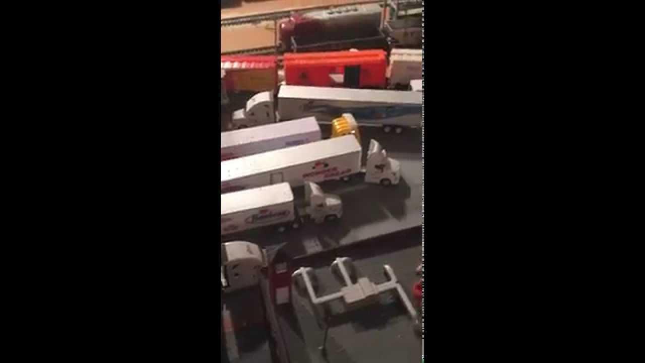 Ho train set up 4 x 8 hostess Twinkie