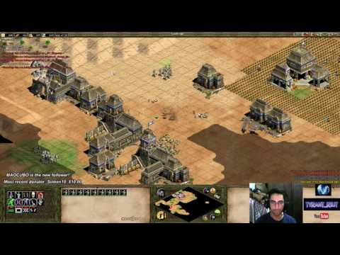 RiuT + TheViper vs dogao + Feage G2 (Aztec power!)