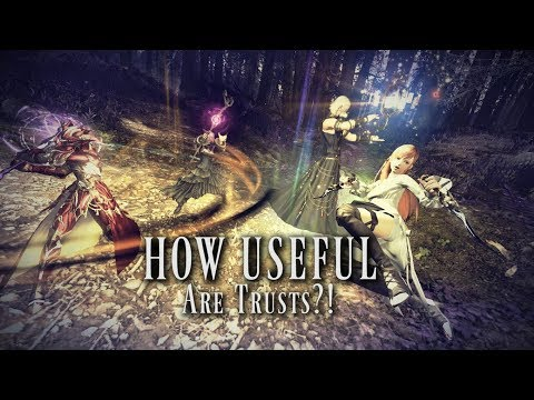 FFXIV: How Useful ARE Trusts?!