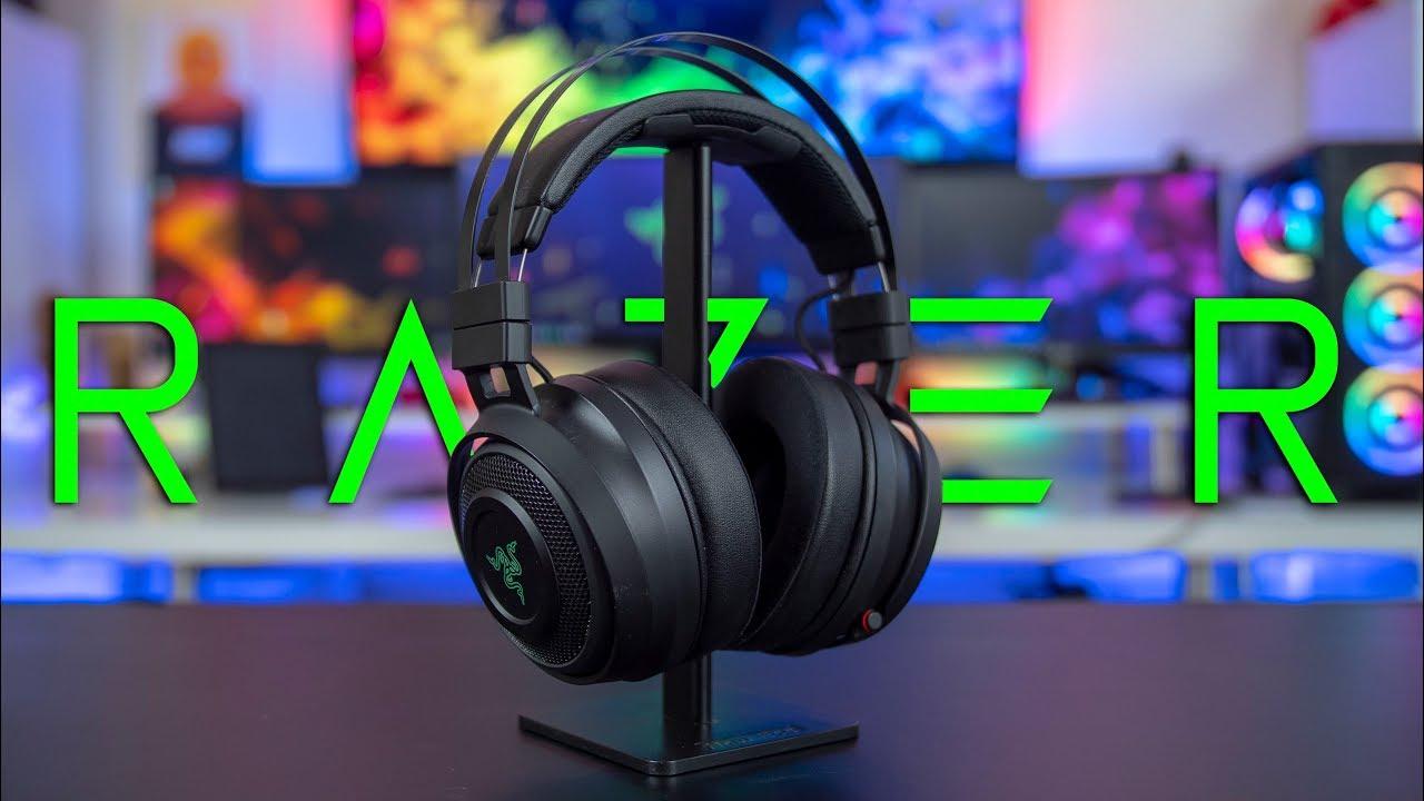 Razer Nari Wireless Gaming Headset Review