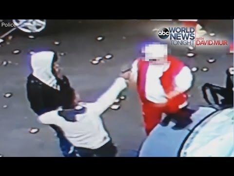 Gunman Opens Fire After Stealing Sneakers: Caught on Tape