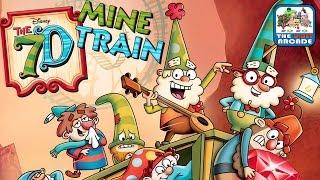 The 7D: Mine Train - Pilot Your Favorite Dwarf On Twisting Mine Train Tracks (iOS/iPad Gameplay)