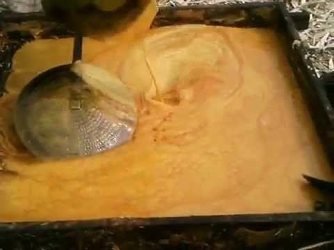 how to make jaggery(gur) in pakistan part