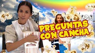 Preguntas Con Cancha: Felicitas (Nidia Bermejo) 'De Vuelta al Barrio'..