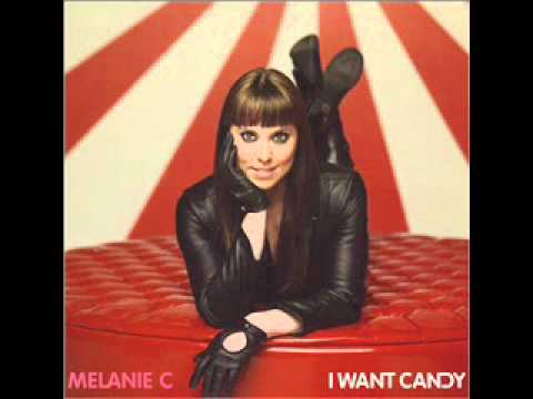 Mel C - I want candy (male version)