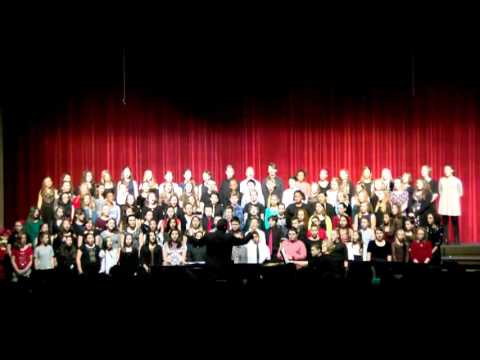 Governor Mifflin Middle School Winter Concert