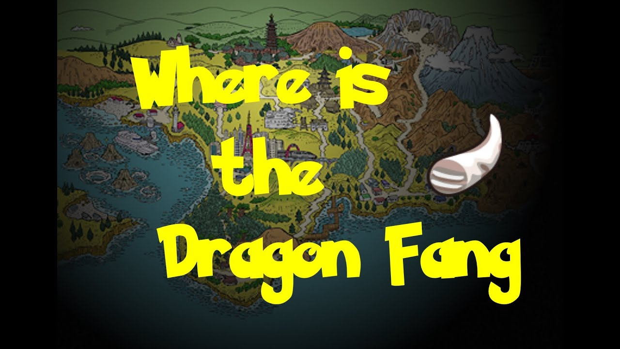 What does dragon fang do in pokemon gold bearded dragon hotel gold coast