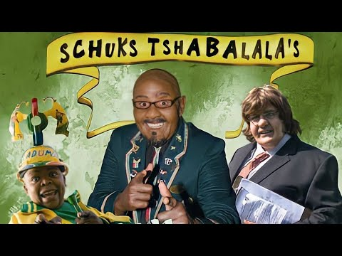 Download Schucks Tshabalala's Survival Guide To South Africa [2010]