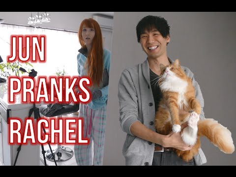 Jun Pranks Rachel