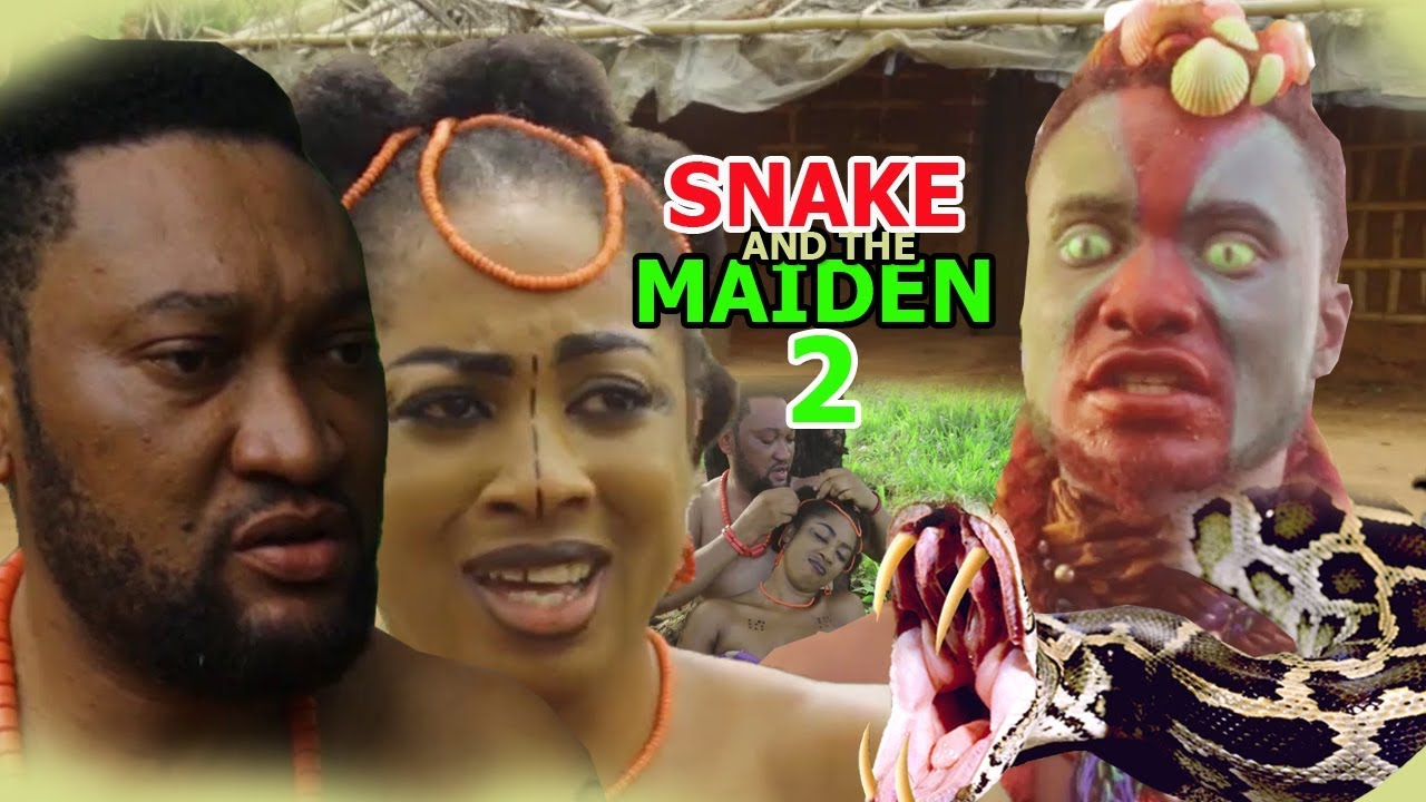 Download Snake And The Maiden Season 2 - 2018 Latest Nigerian Nollywood Movie Full HD | Epic Movies