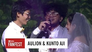 Aulion & Kunto Aji @ YouTube FanFest Indonesia 2017