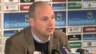 FC St. Pauli entlässt Trainer: Schubert muss gehen