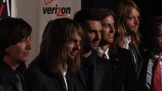 'Maroon 5 Album Launch' Red Carpet