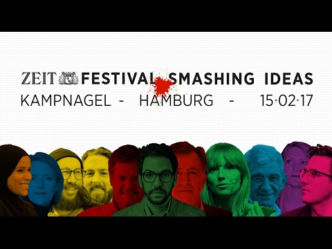 ZEIT FESTIVAL Smashing Ideas 2017