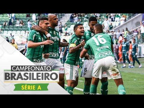 Melhores Momentos - Palmeiras 5 x 1 Sport - Campeonato Brasileiro (16/11/2017)