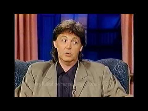 PAUL McCARTNEY - REVEALING INTERVIEW