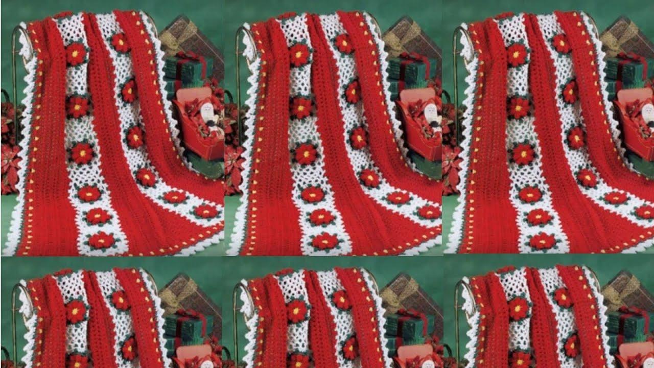 Lindos adornos navide os tejidos a crochet youtube for Adornos navidenos tejidos a crochet 2016