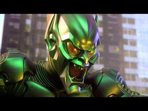 Spider-Man vs Green Goblin - First Fight Scene - Spider-Man (2002) Movie CLIP HD