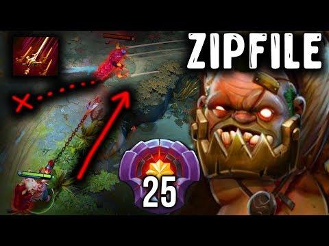 видео: 25 ЛВЛ ПУДЖА в ХАРДЕ! zipfile pudge dota 2