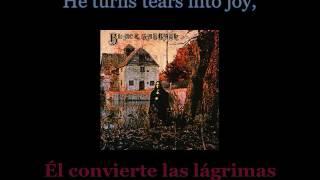 Black Sabbath - The Wizard - 02 - Lyrics / Subtitulos en español (Nwobhm) Traducida