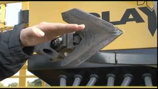 Hybrid Strip Drill