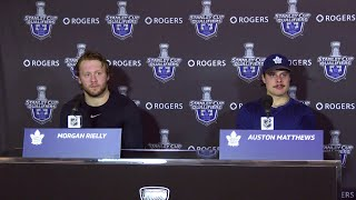 Maple Leafs Post Game - August 2, 2020