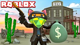 Baixar BANKRÄUBER im WILDEN WESTEN! - Roblox [Deutsch/HD]