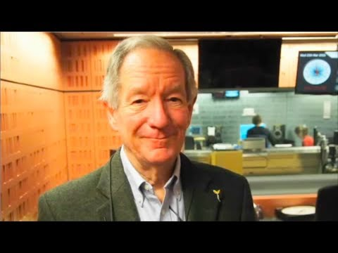 Michael Buerk supports Partners for Change Ethiopia
