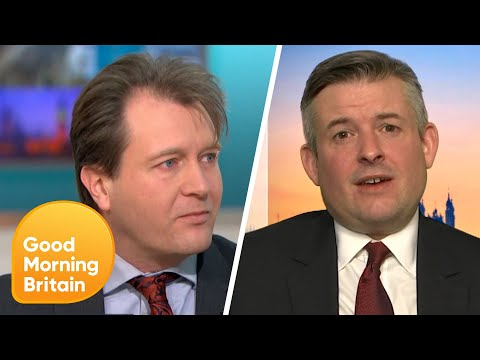 Is the Government Doing Enough to Control Coronavirus? | Good Morning Britain