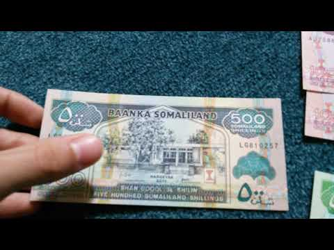 #Currency special part 51: Somaliland Shilling