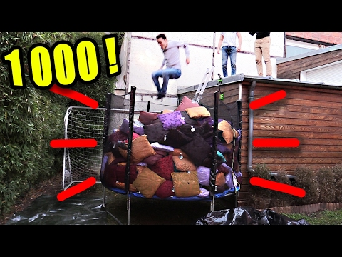 THE BEST TRAMPOLINE EVER!