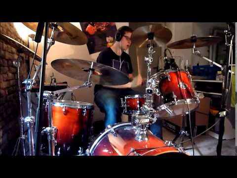 The Reign Of Kindo - Till We Make Our Ascent [Drum Cover] mp3