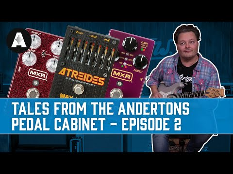 Unlike Anything We've Heard Before... | New Dunlop, MXR & Way Huge Pedals