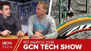 What Tech Are The Pros Using At The Modern Classics? | The GCN Tech Show Ep. 9