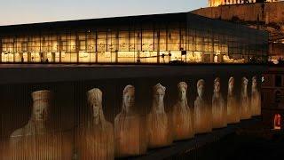 Вокруг света.Греция.Музей Акрополис.(Вокруг света.Греция.Музей Акрополис. Столица нынешней Греции город Афины заслуженно считается колыбелью..., 2015-05-08T13:37:13.000Z)