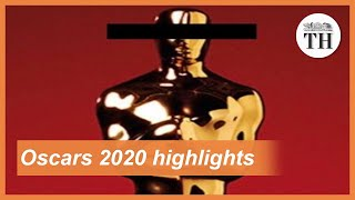 Oscar 2020 highlights and the big winners