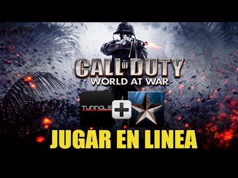 COD World at War PC - Como jugar en linea con Tunngle Custom Zombies!! | La Solucion Definitiva