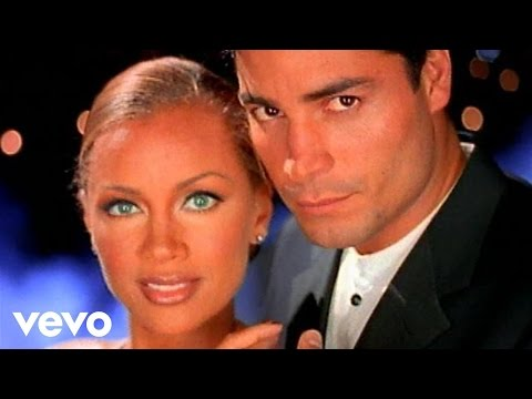 Chayanne - Refugio De Amor (You Are My Home) (Video - Spanish Salsa Version)