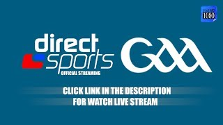 2019 Minor Hurling Electric Kilkenny Vs Galway Final GAA Championship Live